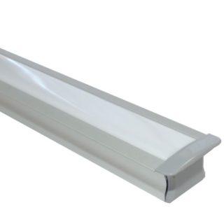 Hliníkové lišty pre LED pásy